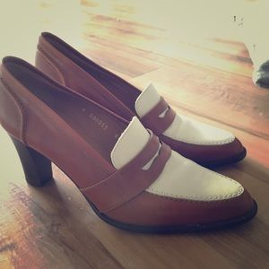 NEW LEATHER HIGH END Made in Italy boutique shoes